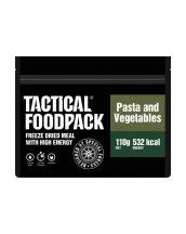 TACTICAL FOODPACK® Tészta és zöldség