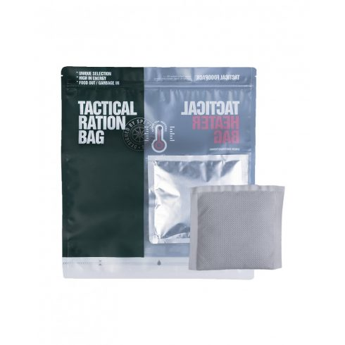 TACTICAL FOODPACK® Melegítő tasak 1db melegítővel