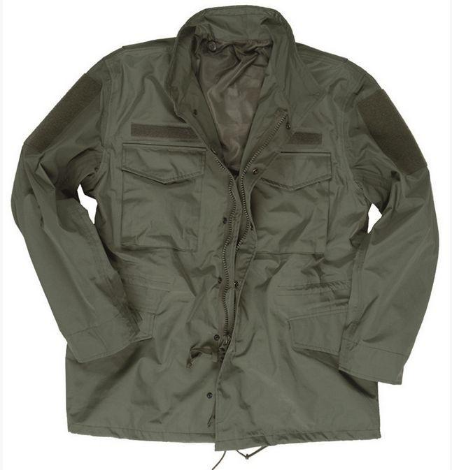 f7a3ab7703 MIL-TEC 17810317 US BLACK M65 3-LAY. LAMINAT FIELD JACKET (parka kabát,  laminált, béléssel)