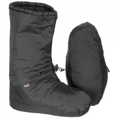 "Bivouac Shoes, ""Polar"", windproof, black - lábmelegítő"