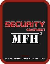 MFH 22613 Taktikai Öv, Belső csatlakozó
