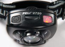 Peli 2720 LED fejlámpa