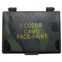 MFH 27363 Taktikai Arcfesték - Három színű
