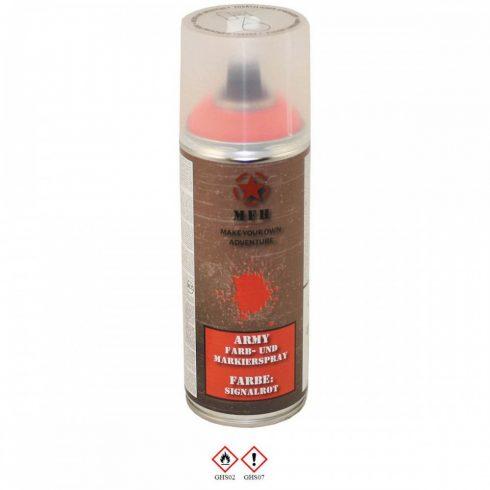 Signal piros - Matt - 400 ml