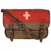 Swiss Shoulder bag with shoulder strap