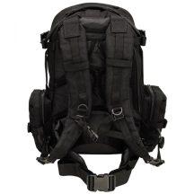 MFH Tactical Modular hátizsák - Fekete