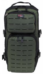 FOX Outdoor 30339B Assault-Travel 20L hátizsák - Sötétoliva