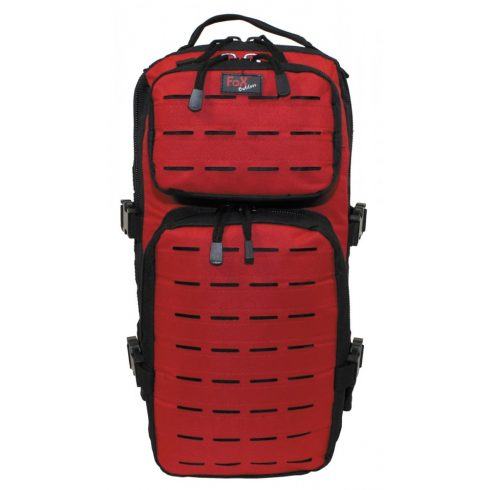 FOX Outdoor 30339I Assault-Travel 20L hátizsák - Piros