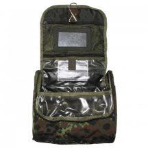 MFH 30481V Tisztálkodó táska - BW camo