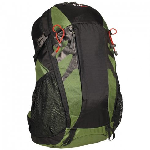 FOX Outdoor Arber 30 hátizsák - Fekete/Zöld