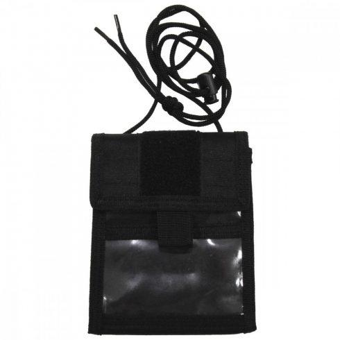 MFH nyak pouch fekete