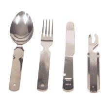 MFH 33553 Cutlery set - tábori evőeszköz készlet
