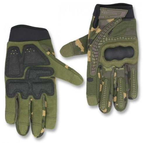 Mastodon 34536 Combats Ops terepmintás taktikai kesztyű