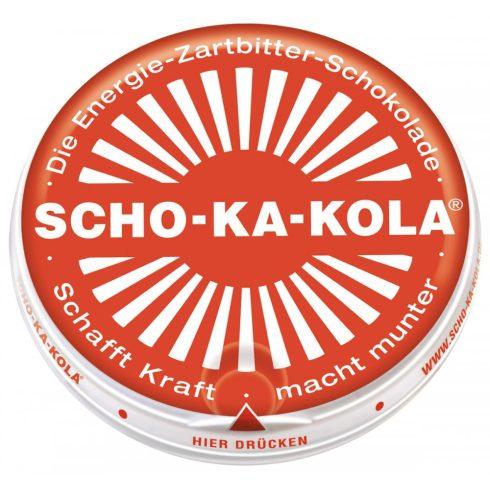 Scho-Ka-Kola Koffeines étcsoki 100 g