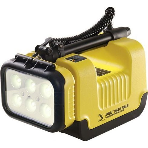 Peli 9430 Rechargeable Remote Térvilágító LED Lámpa System