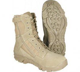 MIL-COM BOORECD Recon Boot Zip Desert taktikai bakancs