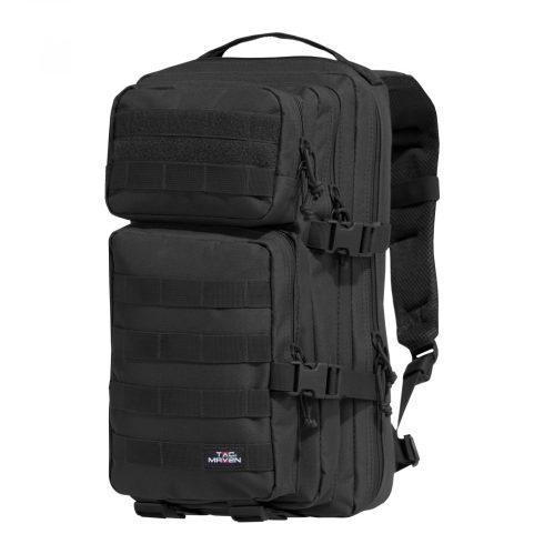 ASSAULT SMALL hátizsák, fekete