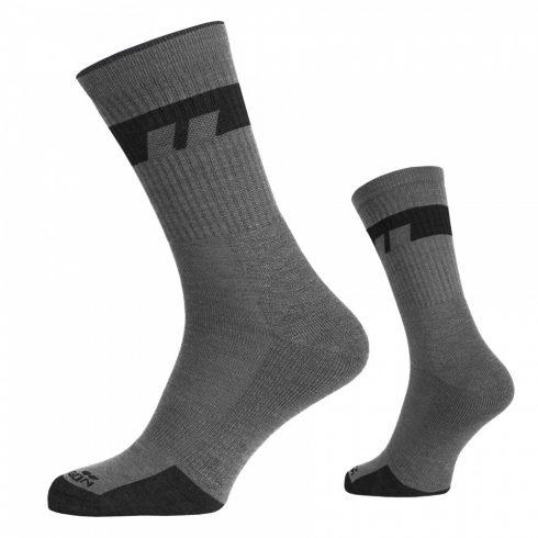 Pentagon Alpesi Merinói gyapjú zokni Mid