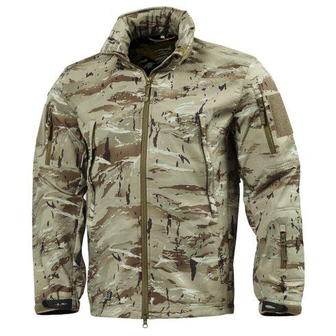 Pentagon ARTAXES Softshell terepmintás taktikai dzseki