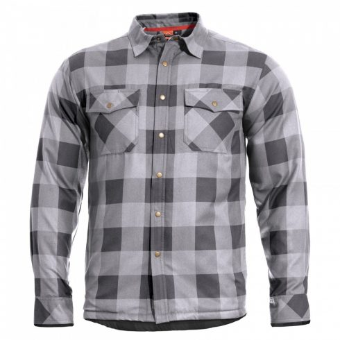 Pentagon BLISS flannel dzseki - Szűrke