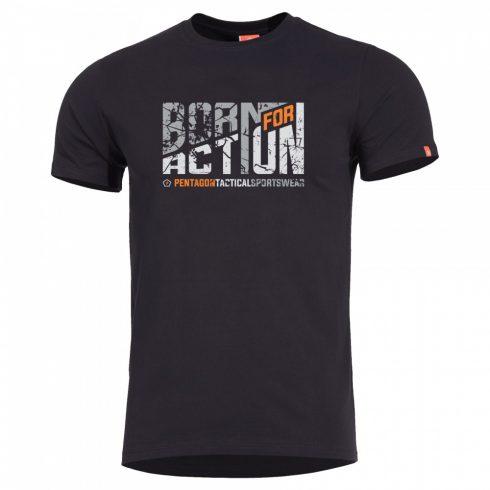Pentagon AGERON Born for Action póló