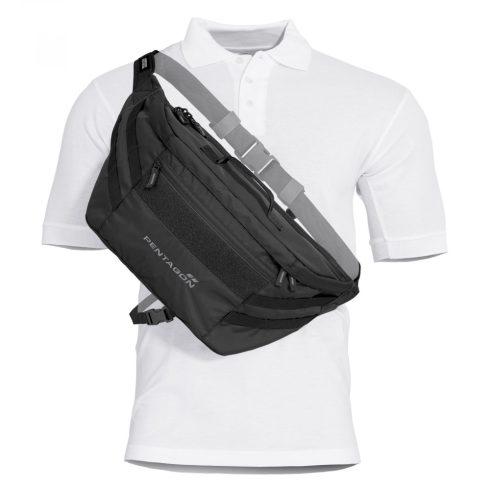 TELAMON BAG táska, fekete