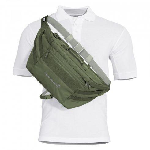 TELAMON BAG táska, zöld