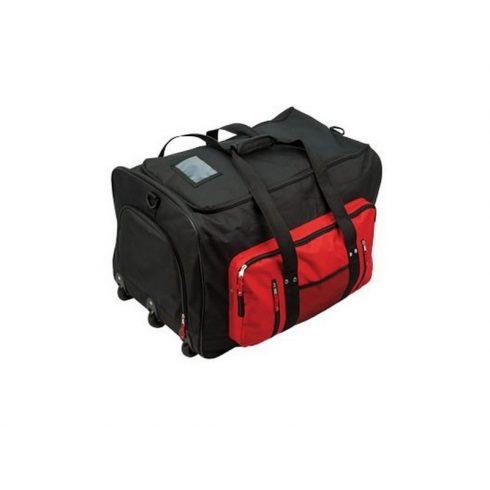 B907 - Trolley koffer - fekete