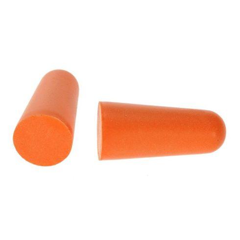 EP02 - Poliuretán szivacs füldugó (200 pár) - narancs