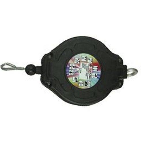 FP41 - Visszahúzható lezuhanásgátló - fekete
