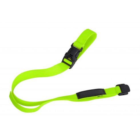 FP49 - sisak rögzítő kötél / 10 db / - zöld