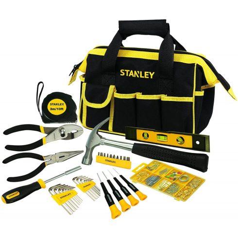 Stanley 38 részes szerszámos készlet, szövet táskában