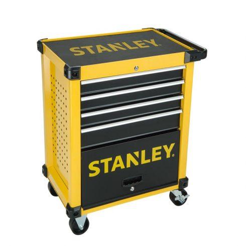 """Stanley Transmodule rendszer 27"""" 4 fiókos görgős szerszámszekrény"""