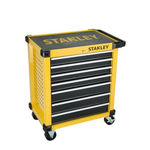 """Stanley Transmodule rendszer 27"""" 7 fiókos görgős szerszámszekrény"""