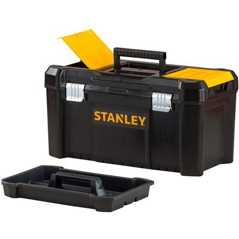 """Stanley 19"""" Szerszámosláda csavartartóval"""