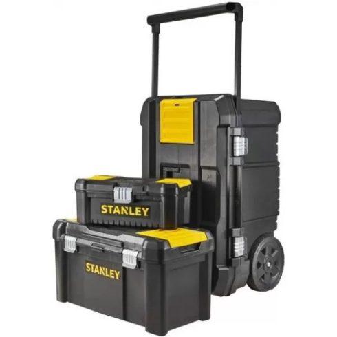Stanley 3 részes tárolóegység