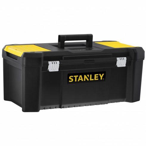 """Stanley 26""""-os szerszámosláda fémcsattal és rendszerezővel"""