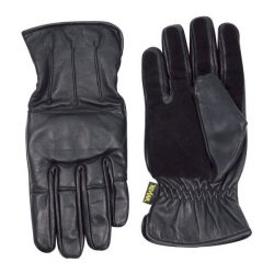Viper VGLOENF Enforcer Gloves taktikai bőrkesztyű - Fekete