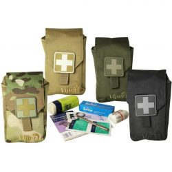Viper VMFIR Tactical First Aid Kit Taktikai Elsősegély Készlet - Több színben!