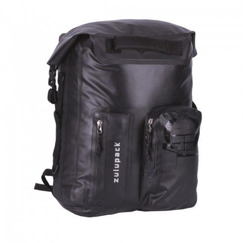 Zulupack Nomad 35 vízálló hátizsák - Fekete