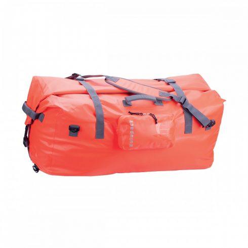 Zulupack Barracude 138 vízálló táska - Narancssárga