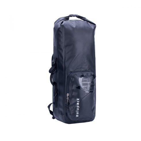 Zulupack Nomad 25 vízálló hátizsák - Fekete