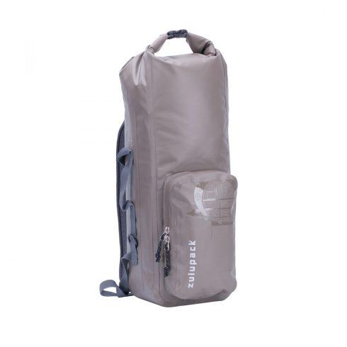 Zulupack Nomad 25 vízálló hátizsák - Szürke