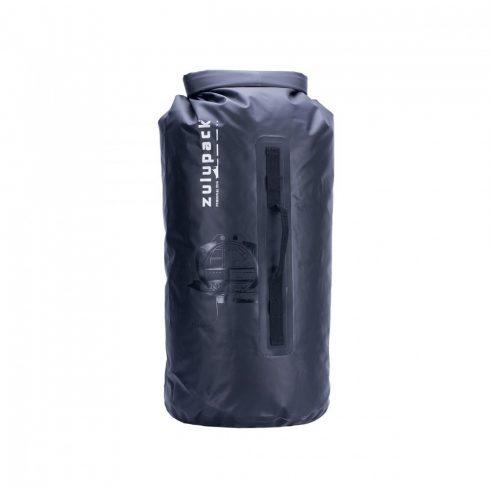 Zulupack Tube 45 vízálló táska - Fekete