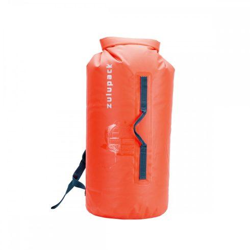 Zulupack Tube 45 vízálló táska - Narancs