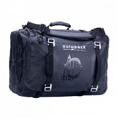 Zulupack Antipod vízálló hátizsák - Fekete
