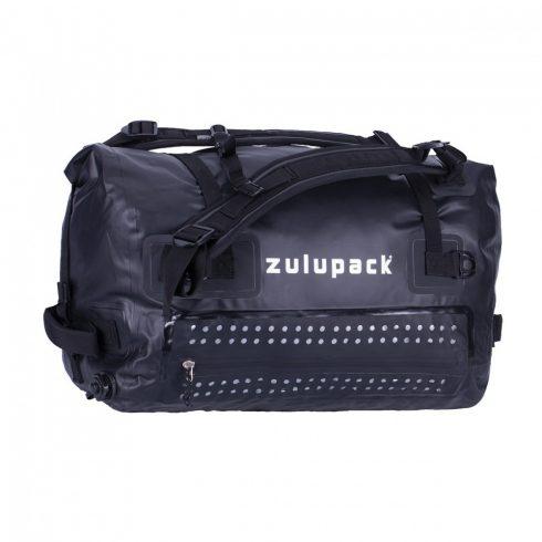 Zulupack Borneo 45 vízálló hátizsák - Fekete