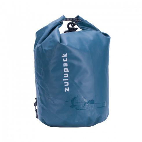 Zulupack Tube 15 vízálló táska - Kék