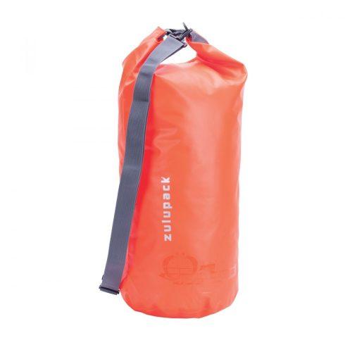 Zulupack Tube 25 vízálló táska - Narancs