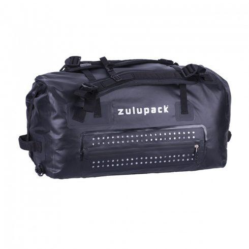 Zulupack Borneo 65 vízálló hátizsák - Fekete